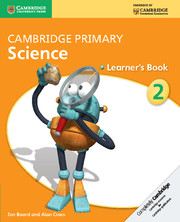 Cambridge Primary Science Stage 2 Learners Book Class II