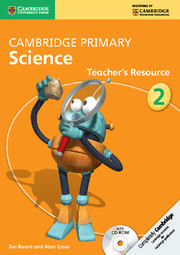 Cambridge Primary Science Stage 2 Teachers Resource Book with CD-ROM Class II