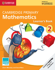 Cambridge Primary Mathematics Stage 2 Learners Book Class II