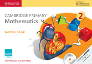 Cambridge Primary Mathematics Stage 2 Games Book with CD-ROM Class II