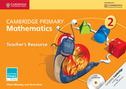 Cambridge Primary Mathematics Stage 2 Teachers Resource with CD-ROM Class II