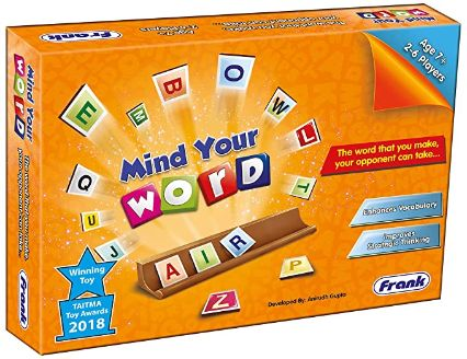 Frank 22135 Games Mind Your Word