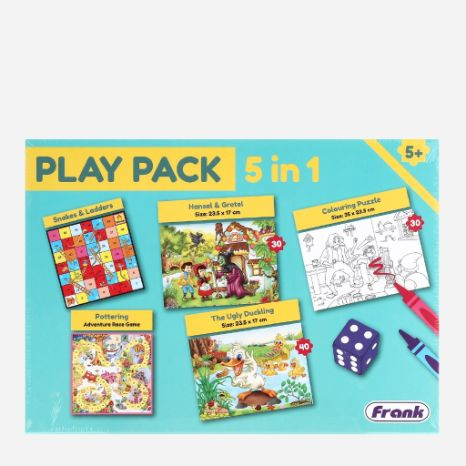 Frank 24112 Games Play Pack