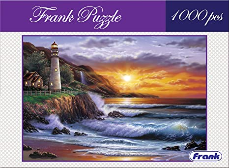 Frank 34004 Fun Puzzle The Lighthouse