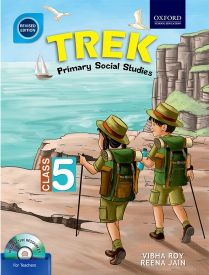 Oxford Trek- Revised Edition Coursebook Class V