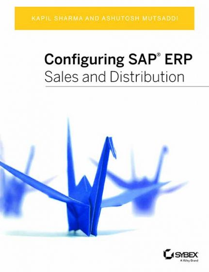 Wileys Configuring SAP ERP Sales and Distribution