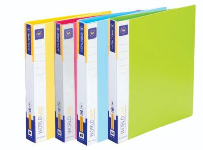 Worldone Ring binder Full Scape FS (2-25-O)
