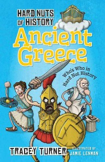 A&C Black Childrens & Educational Hard Nuts of History: Ancient Greece