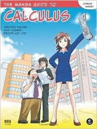 A2Z THE MANGA GUIDE TO CALCULUS