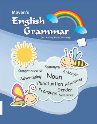 Maven English Grammar Writing and Practice Class V