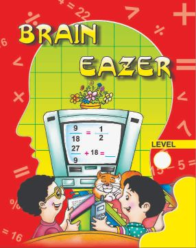 Brain Eazer Math Practice and Mental Math Book V