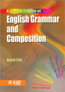 SChand A Simple Course of English Grammar and Composition